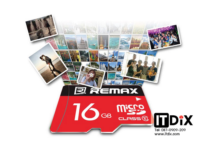 Micro SD Card Remax