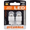 WY21W Sylvania ZEVO Super Bright LED Amber