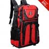 NL11 กระเป๋าเดินทาง สีแดง ขนาดจุสัมภาระ 50 ลิตร