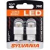 W21W Sylvania ZEVO Super Bright LED 6000K