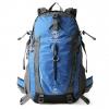 NL22 กระเป๋าเดินทาง Pentagram สีน้ำเงิน ขนาดจุสัมภาระ 50 ลิตร (เสริมโครง)
