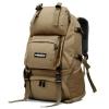 NL16 กระเป๋าเดินทาง สีกากี ขนาดจุสัมภาระ 40 ลิตร