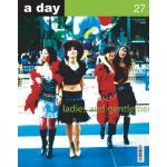 a day ปีที่ 3 ฉบับที่ 27 พฤศจิกายน 2545 ปก VJ
