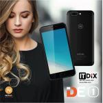 มือถือ NOVA PHONE DE 1 สีดำ