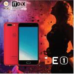 มือถือ NOVA PHONE DE 1 สีแดง