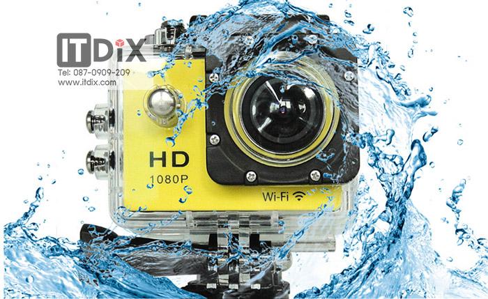 กล้อง Sport HD DV H.264 WiFi