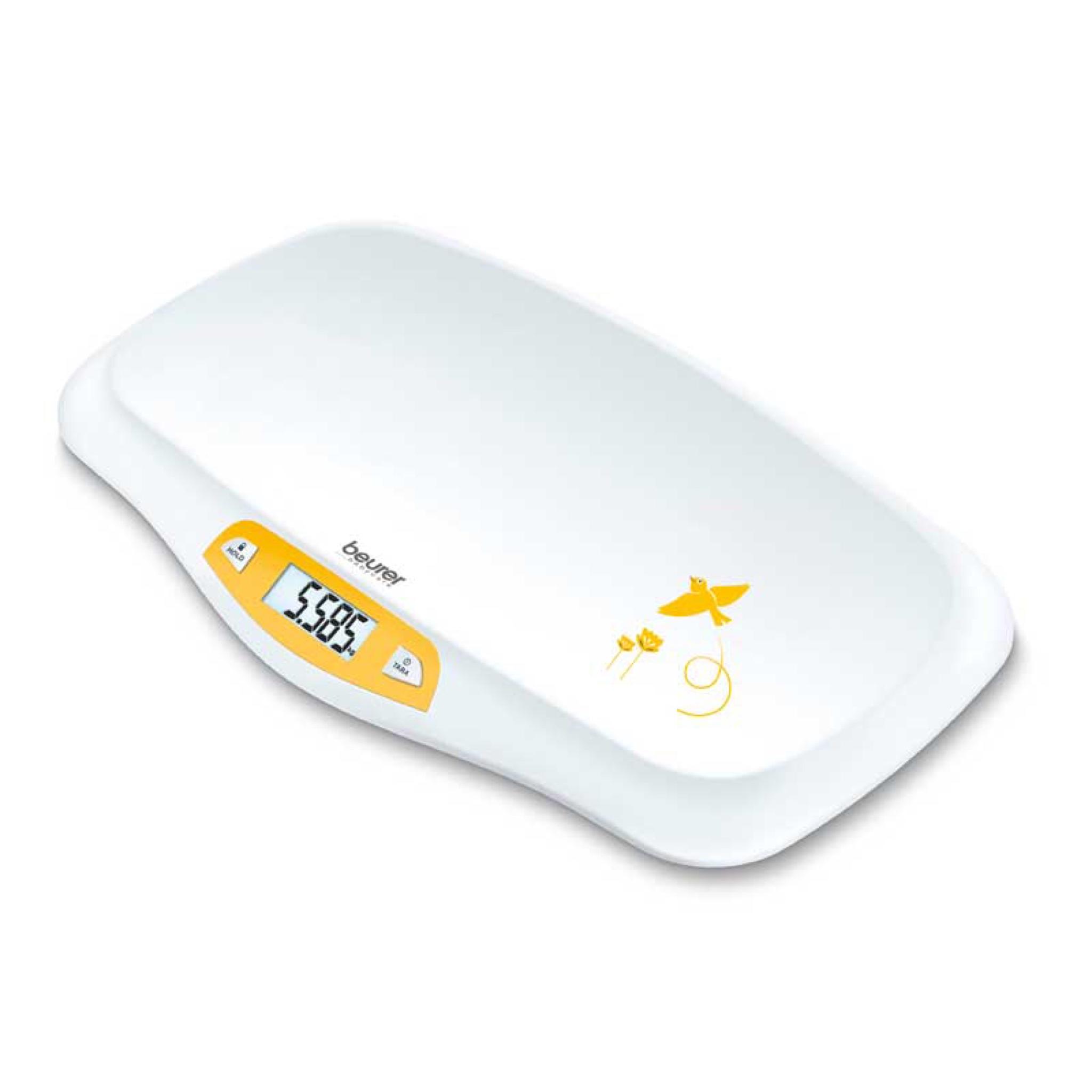 เครื่องชั่งน้ำหนักสำหรับทารกและเด็กเล็ก beurer Digital Baby Scale (BY80)
