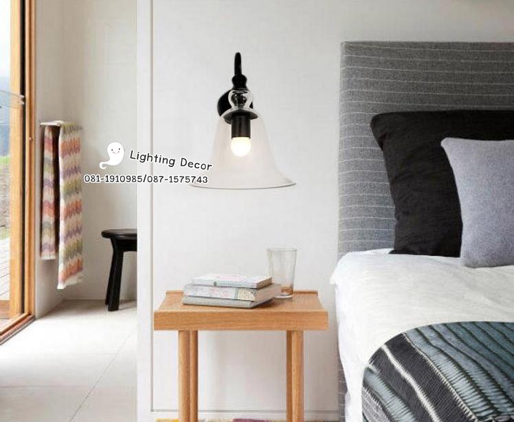 โคมไฟกิ่ง โคมไฟติดผนัง โคมไฟติดกำแพง