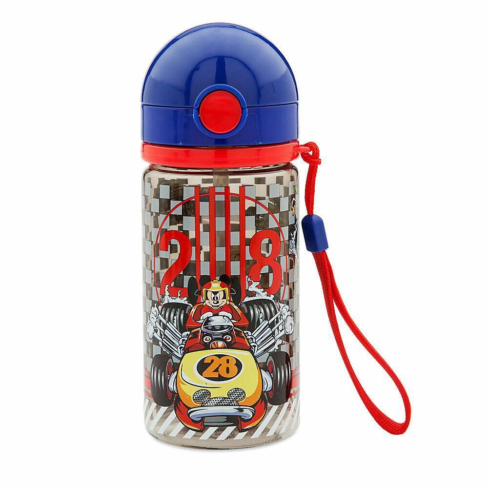 กระติกน้ำพร้อมหลอดดื่มน้ำ Disney Canteen for Kids (Mickey & the Roadster Racers)