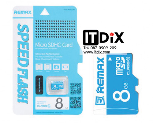 Micro SD Card Remax 8 GB