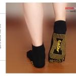 ถุงเท้าโยคะ กันลื่น YKA80-22 โปรโมชั่น 2 คู่ 499 บาท