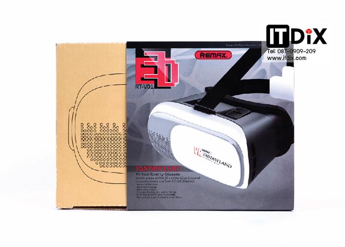 แว่น Remax Virtual Reality Glasses 3D