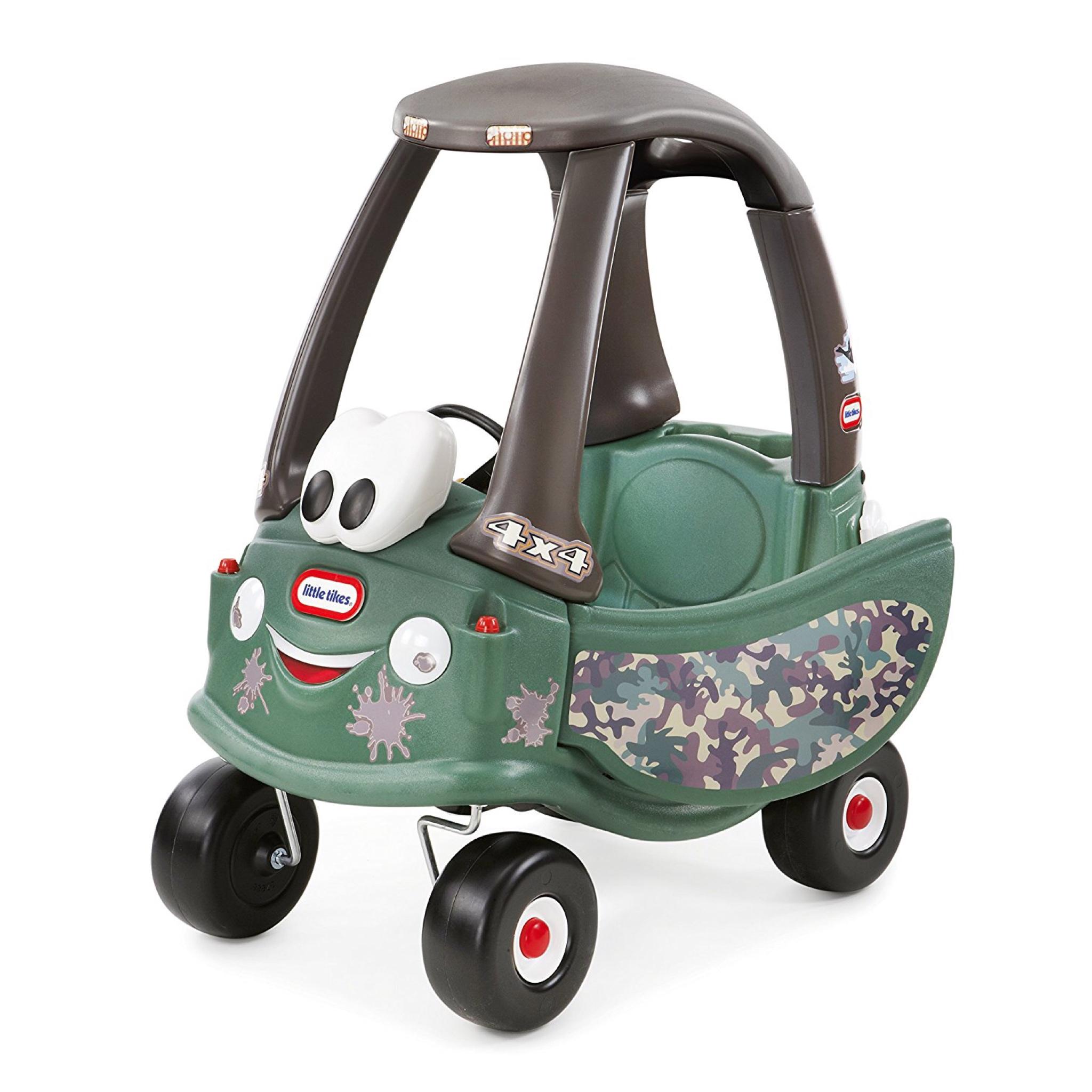 รถขาไถยอดนิยม Little Tikes Cozy Coupe (Off-Roader)
