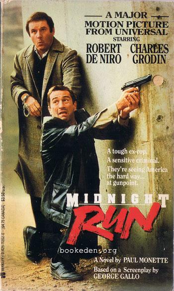 Midnight Run (ภาษาอังกฤษ)