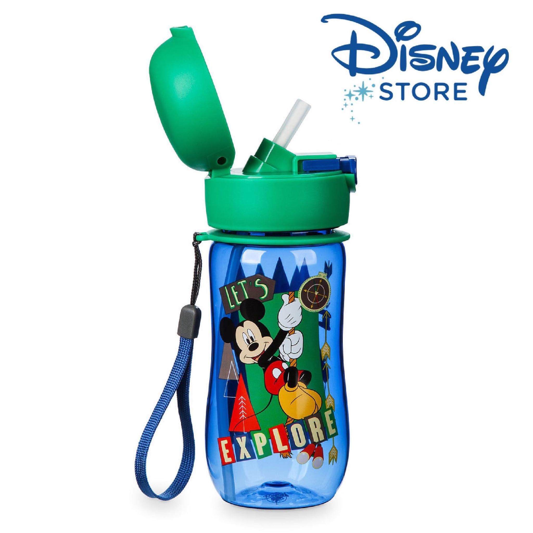กระติกน้ำพร้อมหลอดดื่มสำหรับเด็ก Disney Canteen (Mickey Mouse and Friends)