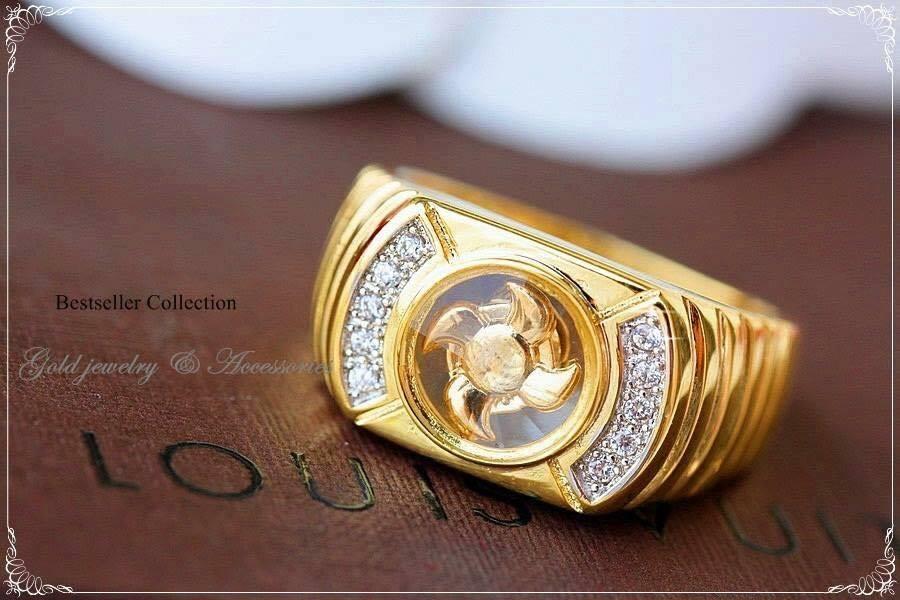 แหวนกังหันแชกงหมิว รหัส INJ035(สินค้าหมด)