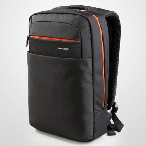 NB04 กระเป๋าทำงาน กระเป๋าโน๊ตบุ๊ค สีดำ