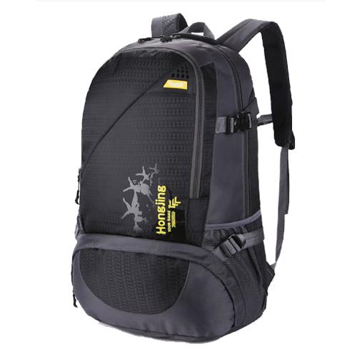 NL20 กระเป๋าเดินทาง สีดำ ขนาดจุสัมภาระ 40 ลิตร