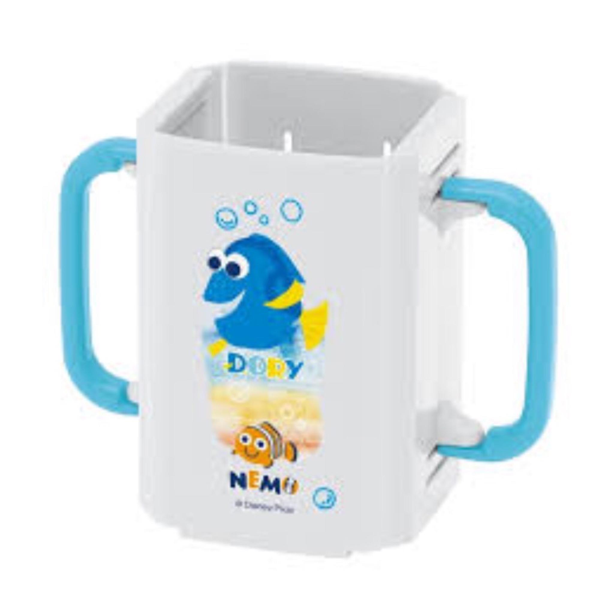 กล่องป้องกันการบีบกล่องเครื่องดื่ม Combi / Skater Baby Drink Holder (Finding Dory)