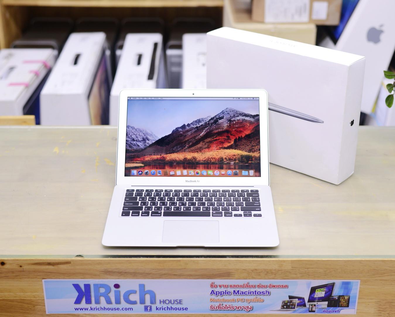 MacBook Air (13-inch, Early 2015) - Core i5 1.6GHz RAM 8GB SSD 128GB - FullBox