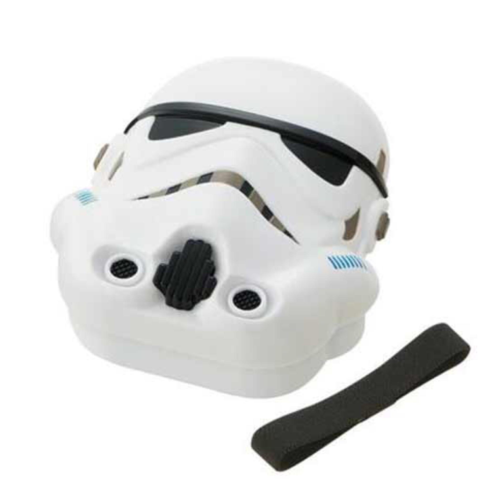 กล่องบรรจุอาหารกลางวันและของว่าง Skater Bento Lunch Box (Star Wars Stormtrooper)
