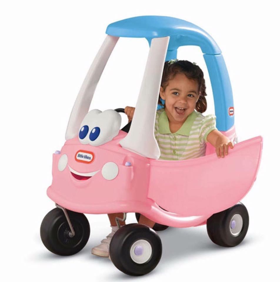 รถขาไถยอดนิยม Little Tikes Cozy Coupe (Princess Pink)
