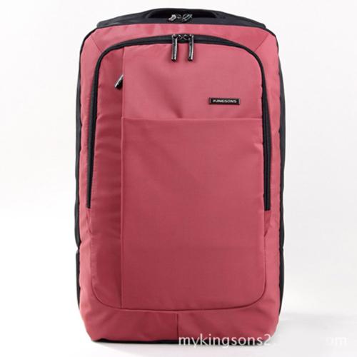 NB02 กระเป๋าทำงาน กระเป๋าโน๊ตบุ๊ค สีแดง ขนาด 12 ลิตร