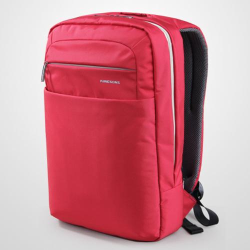 NB04 กระเป๋าทำงาน กระเป๋าโน๊ตบุ๊ค สีแดง