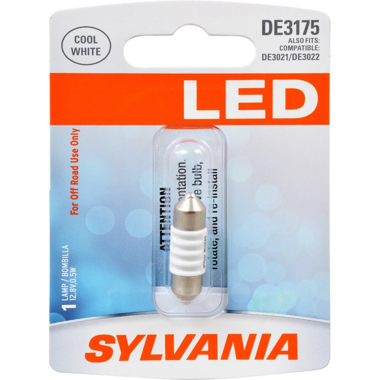 Sylvania Premium Festoon LED 30mm 6000K ส่งฟรี