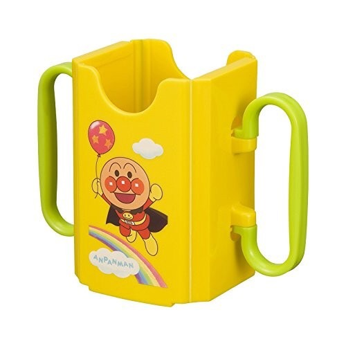 กล่องป้องกันการบีบกล่องเครื่องดื่ม Combi / Skater Baby Drink Holder (Anpanman)
