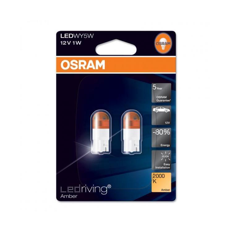 WY5W Osram LEDriving Amber 2000K