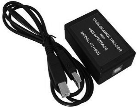 Accessories กล่องแปลงสัญญาณ Usb Trigger RJ11 to USB