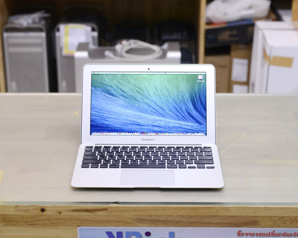 MacBook Air 11-inch Late2010 Core2Duo 1.4GHz RAM 2GB SSD 64GB