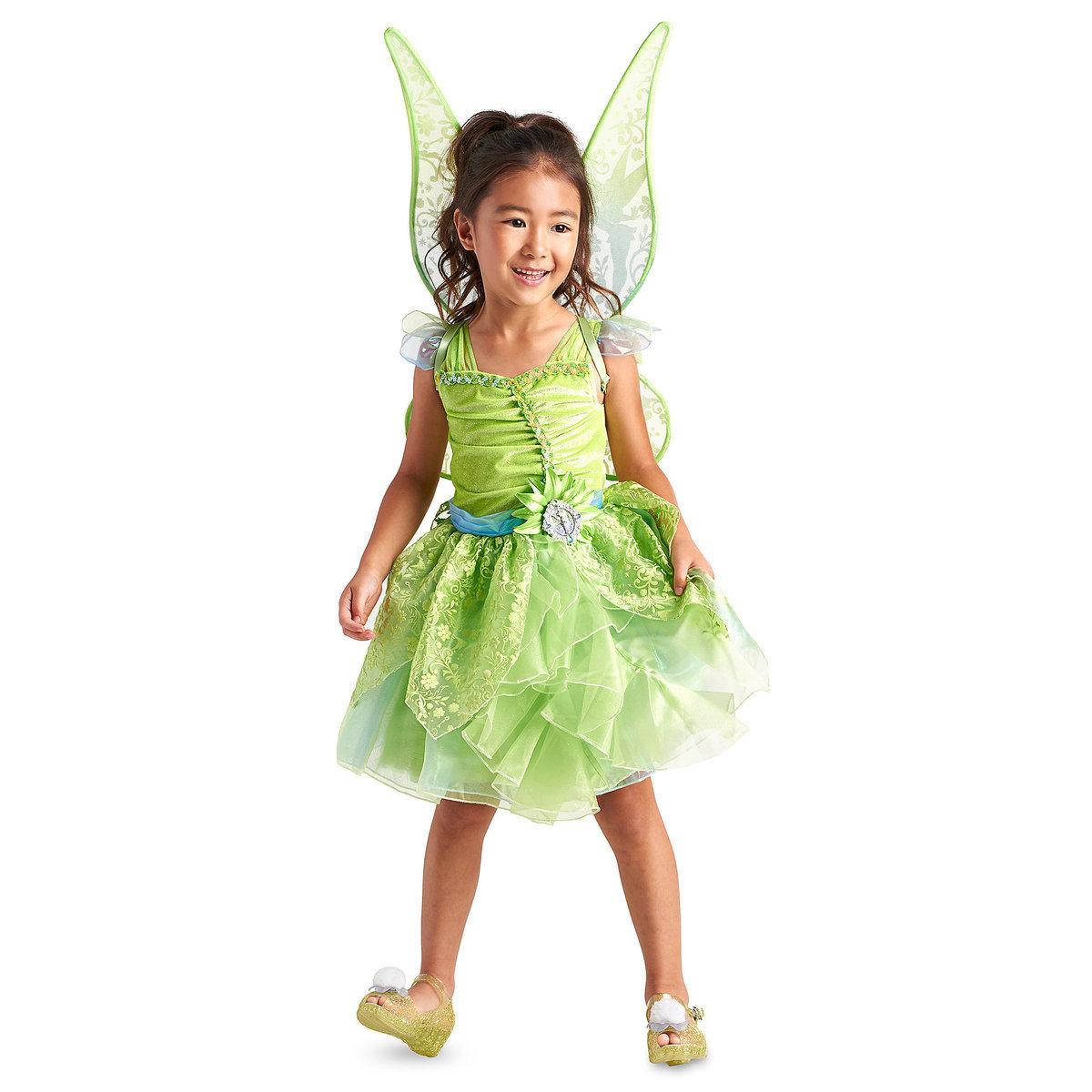 ชุดคอสตูมสำหรับเด็ก Disney Costume for Kids (Tinker Bell)