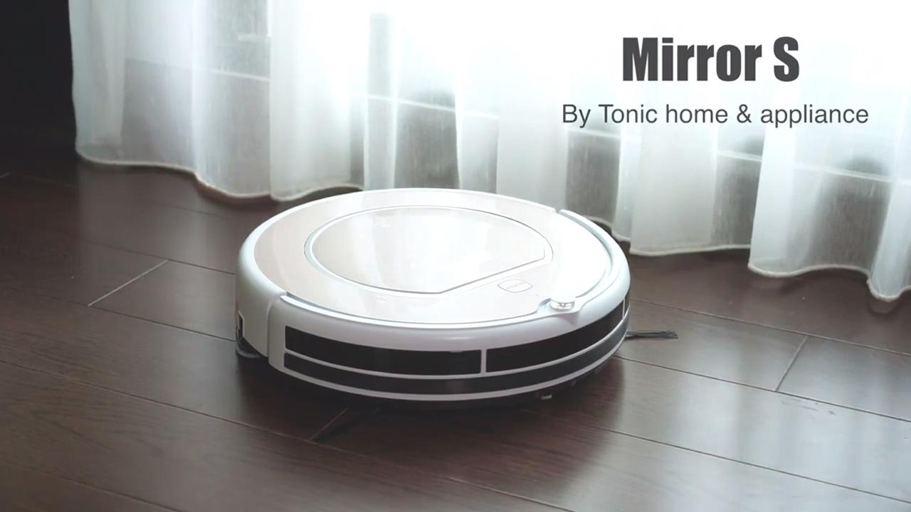 หุ่นยนต์ดูดฝุ่น Ecovacs Mirror S รุ่น Cen 540
