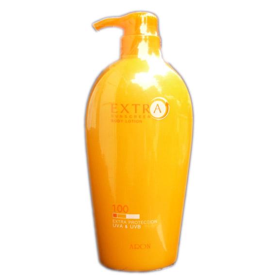 อารอน เอ็กซ์ตร้า ซันสกรีน บอดี้ โลชั่น Aron Extra Sunscreen Body Lotion