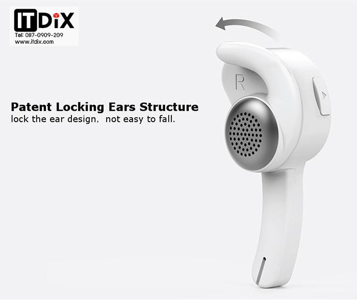 หูฟังบลูทูธ Remax T10