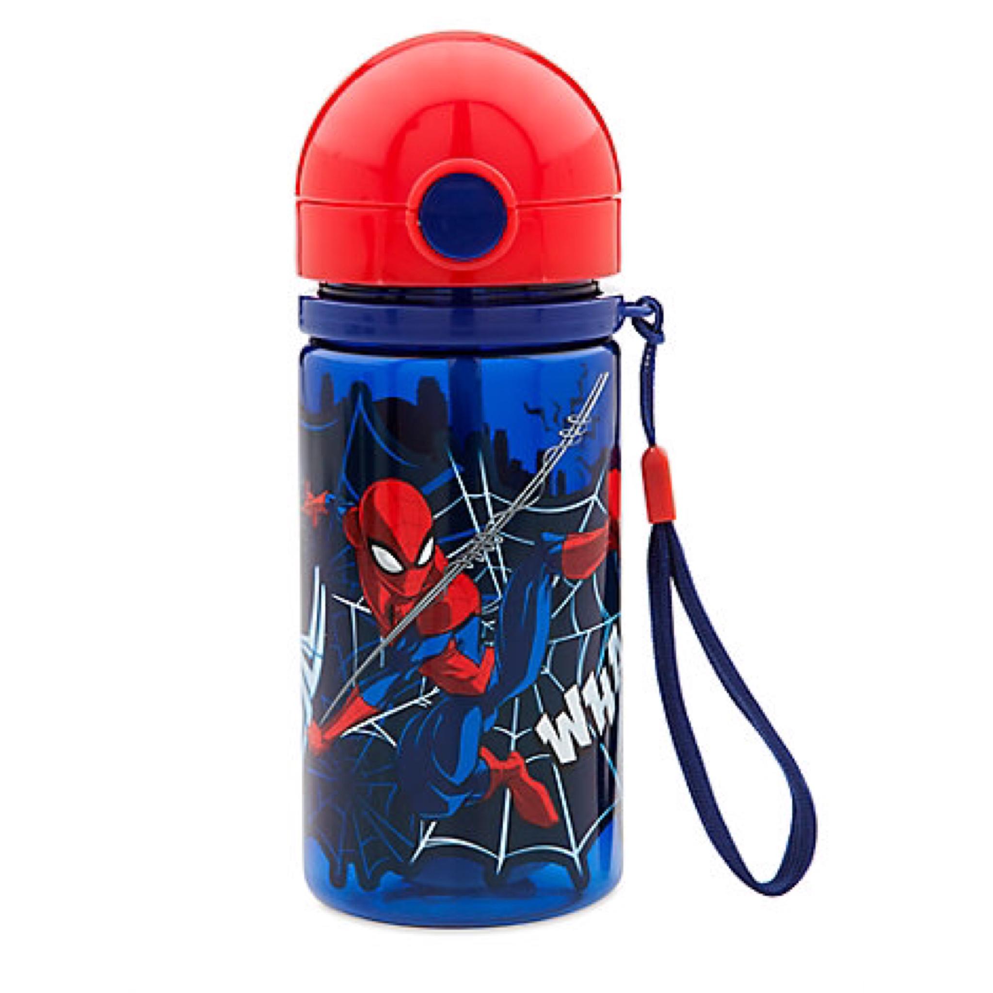 กระติกน้ำพร้อมหลอดดื่มน้ำ Disney Canteen for Kids (Spiderman)