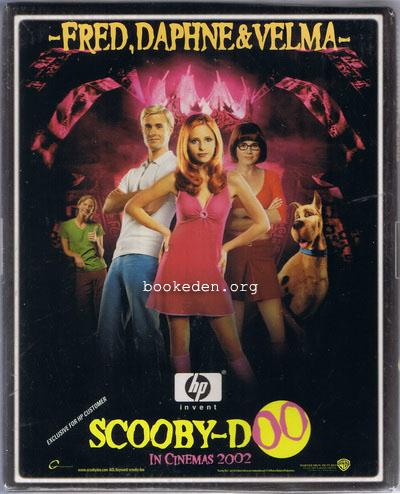 จิ๊กซอว์ Scooby-DOO (2002)