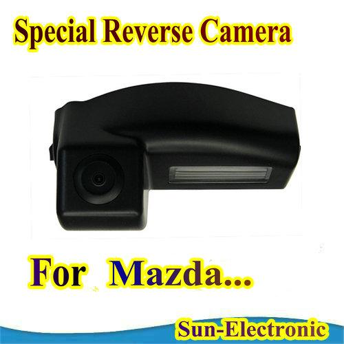 กล้องมองหลังตรงรุ่น MAZDA2 MAZDA3