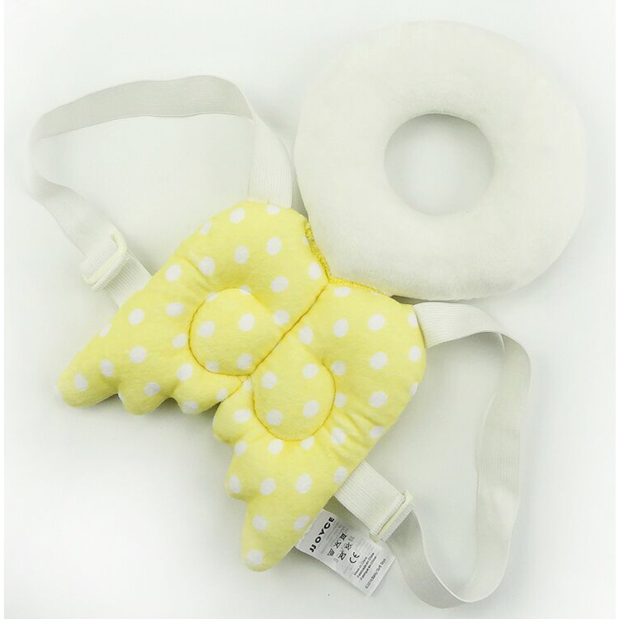 กระเป๋าเป้นิรภัยป้องกันศีรษะกระแทก JJ Ovce Safety Head Protector Backpack (Yellow)