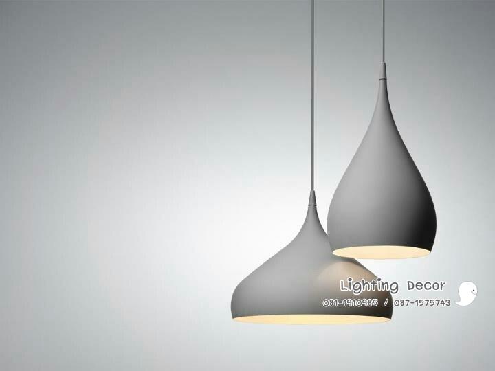 โคมไฟ Modern Spinning โคมไฟแขวนเพดาน