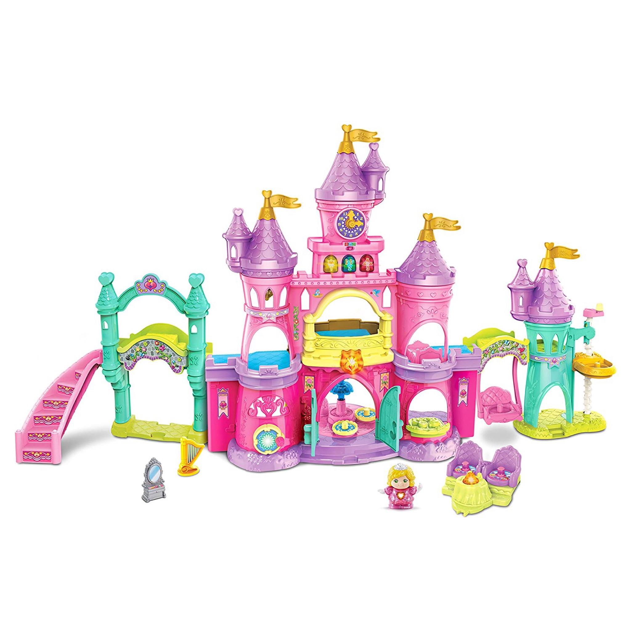 ปราสาทเจ้าหญิงสุดน่ารัก VTech Go! Go! Smart Friends Enchanted Princess Palace Playset