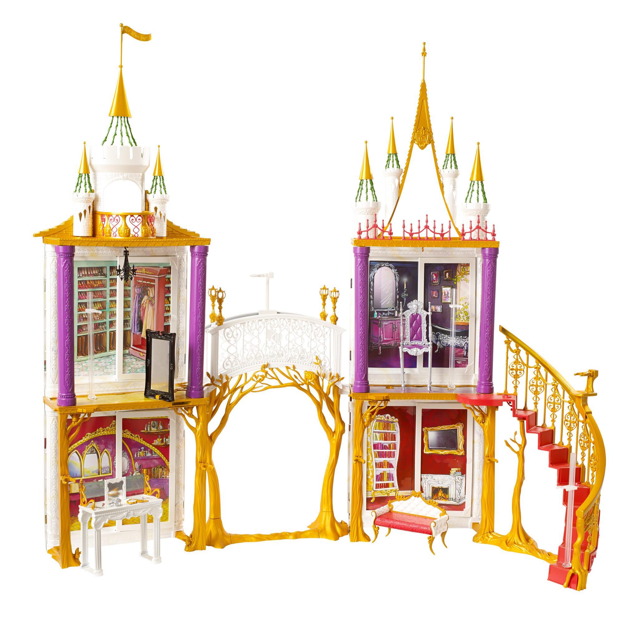 ปราสาทตุ๊กตาสุดหรู Ever After High 2-in-1 Castle Playset