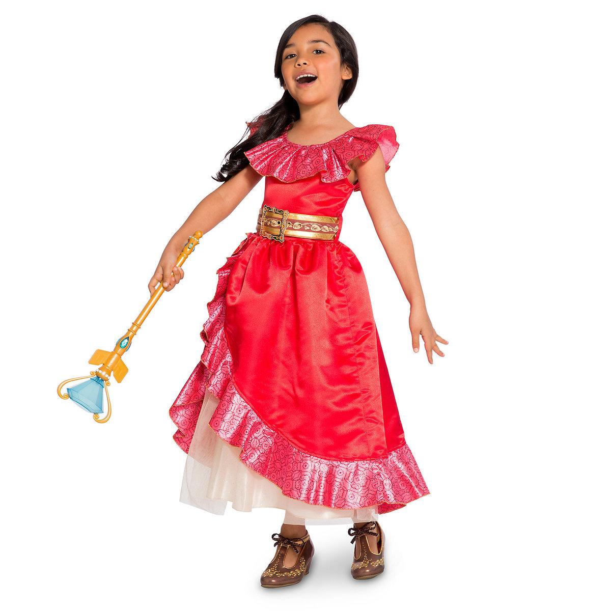 ชุดคอสตูมสำหรับเด็ก Disney Costume for Kids (Elena of Avalor)
