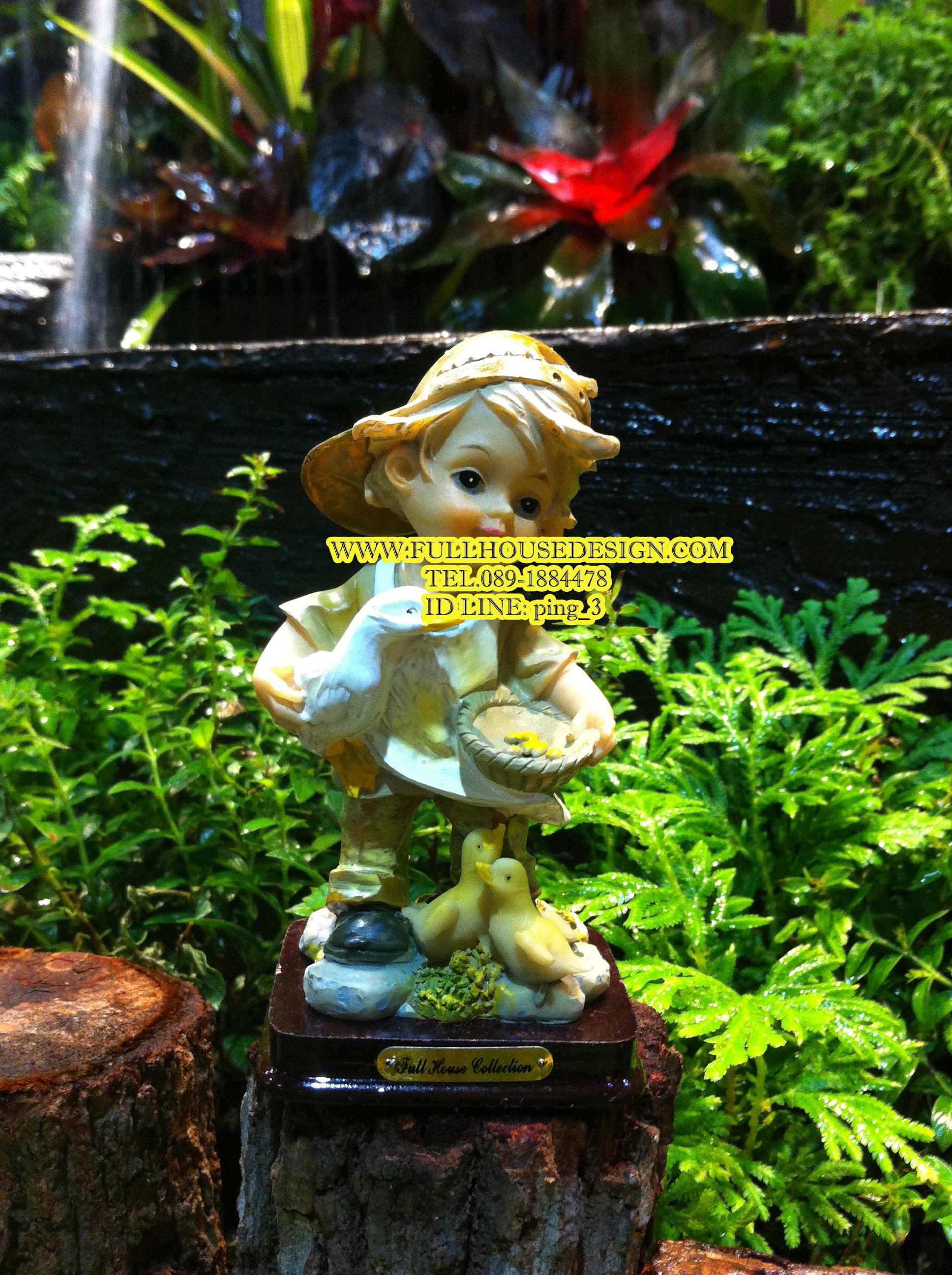 ตุ๊กตา หนุ่มบ้านไร่ ฟูลเฮ้าส์ คอลเล็กชั่น เล็ก ท่าที่ 10