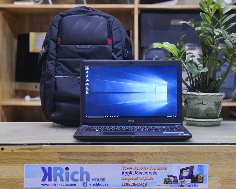 Dell Inspiron 15 7559 Core i5-6300HQ 2.3GHz RAM 8GB HDD 1TB GeForce GTX960M 4GB Display 15.6-inch FHD Warranty On-site 03/12/19