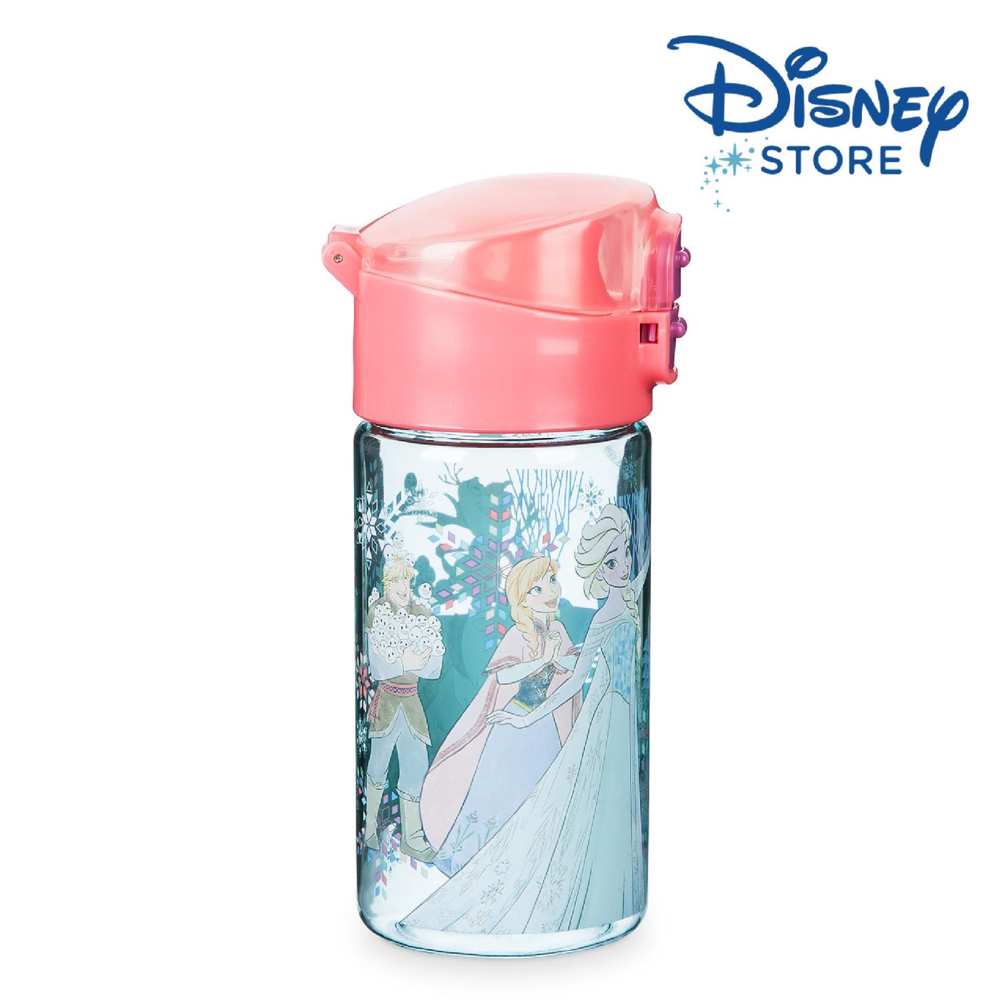 กระติกน้ำแบบยกดื่มสำหรับเด็ก Disney Flip-Top Water Bottle (Frozen)