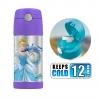 กระติกน้ำสเตนเลสรักษาอุณหภูมิ Thermos FUNtainer Vacuum Insulated Stainless Steel Bottle 12OZ (Disney Princess - Purple)