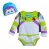 ชุดคอสตูมบอดี้สูทเบบี๋สุดน่ารัก Disney Baby Costume Body Suit (Buzz Lightyear)